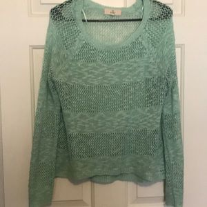 Pink Republic Sweaters - Mint large sweater pink republic